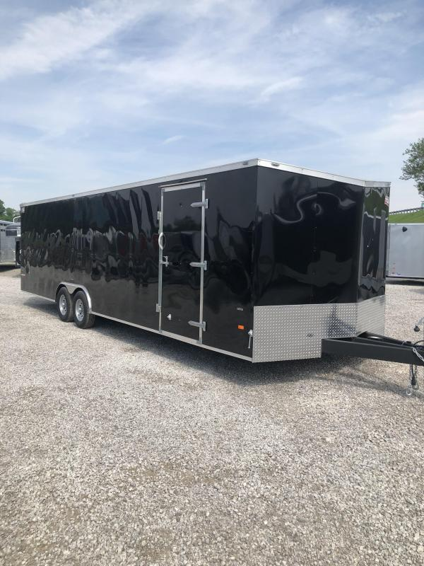 2019 American Hauler Industries 28 ft Car / Racing Trailer