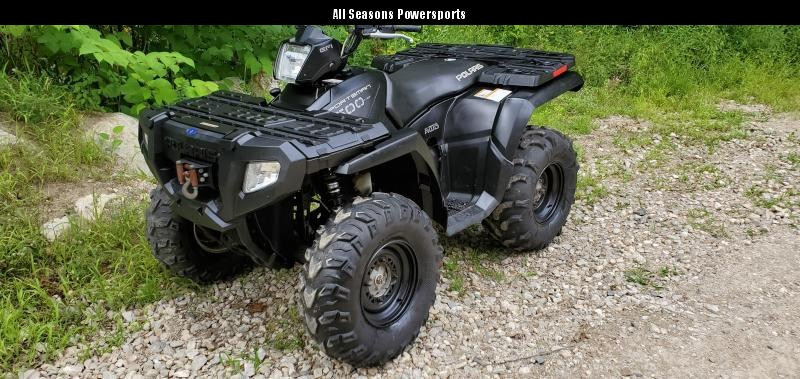2007 Polaris Sportsman 500 EFI 4x4