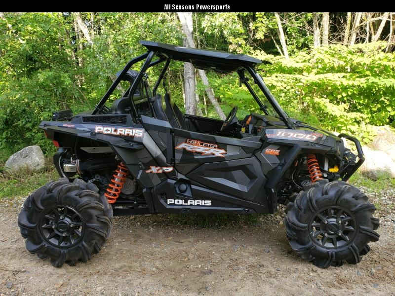 2018 Polaris RZR 1000 XP High Lifter 4X4