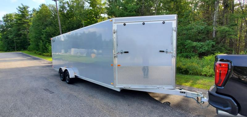 2019 Pro Line 7x22 Enclosed snowmobile trailer