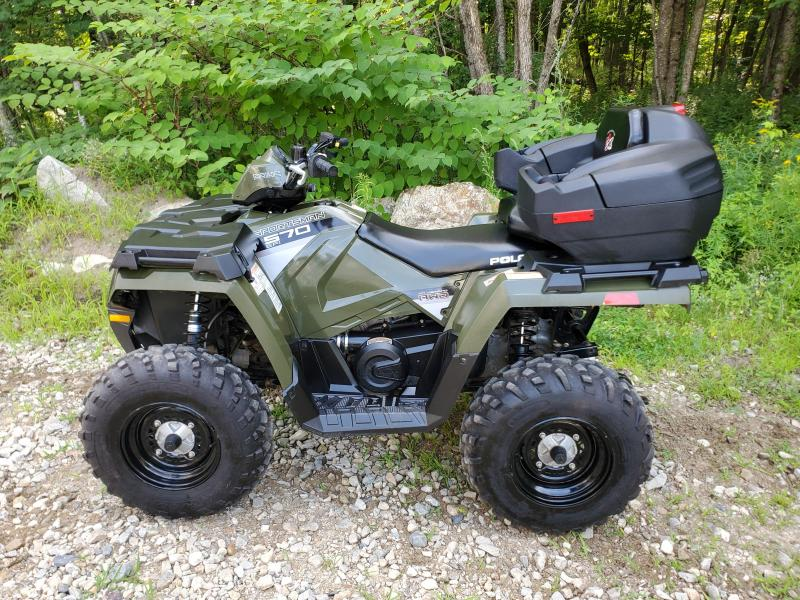 2014 Polaris Sportsman 570 EFI only 256 miles