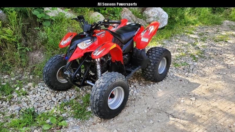 ATV's | All Seasons Powersports Dealer in Chichester