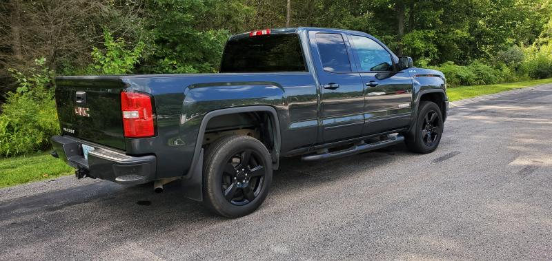 2018 GMC Sierra 1500 4x4 Elevation Edition