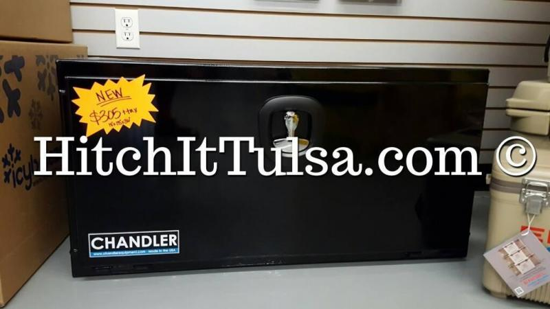 Chandler 18x18x36 Underbody Toolbox Other Trailer