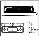 Trailer Lights Electrical Grommett Plugs Signal