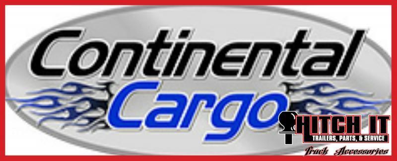 2019 Continental Cargo 8.5 x 20 Car / Racing Trailer