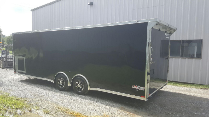 Ramp Over Race Car Trailers For Sale