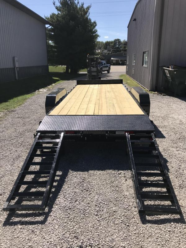 2018 Rice 18+2 Equipment Trailer * 14000 GVWR *