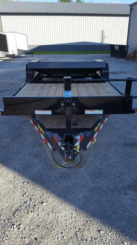 Lube Stop Near Me >> 2017 Big Tex 16+6 Stationary tilt Equipment Trailer *14k GVWR* | Trailers For Sale Near Me