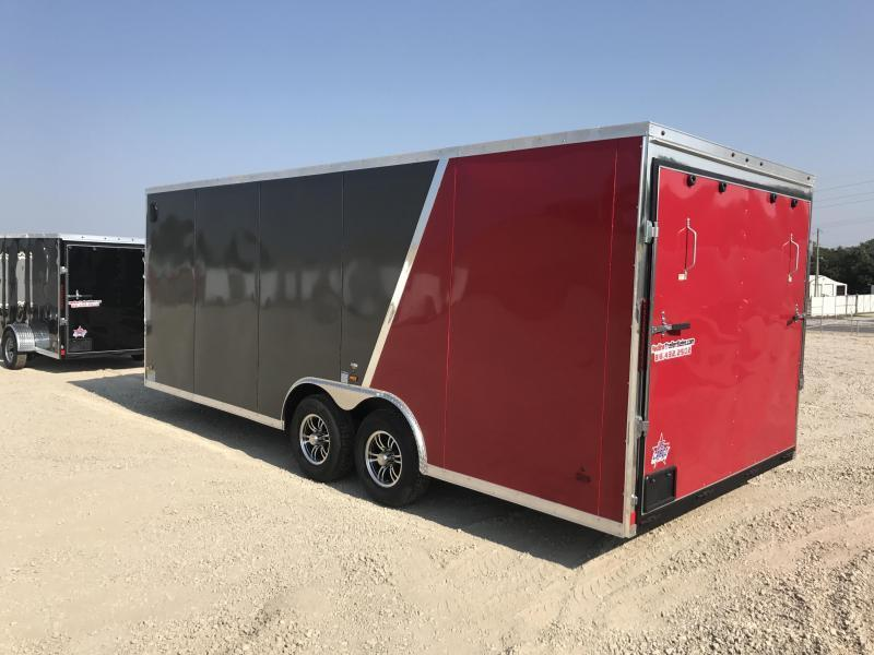 2019 US Cargo 8 5 X 20 Enclosed Cargo Trailer | Trailers For