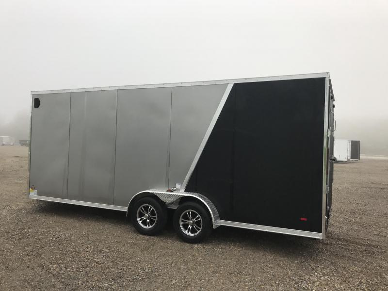 2018 US Cargo 7X20 Enclosed Cargo Trailer * 7' Interior Height *