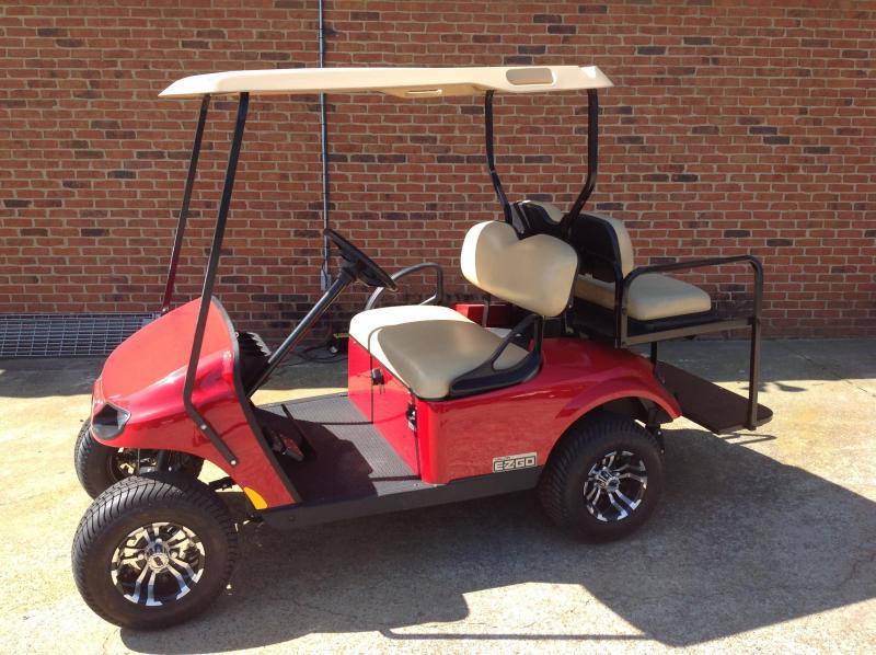 2018 E-Z-GO Valor Gas Golf Cart | Chattanooga Golf Carts | Golf Cart on