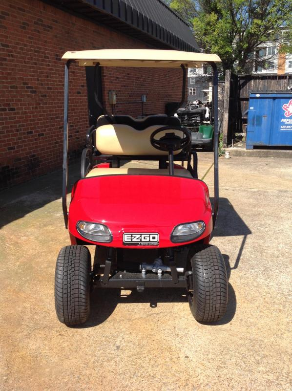2018 E-Z-GO Valor Gas Golf Cart