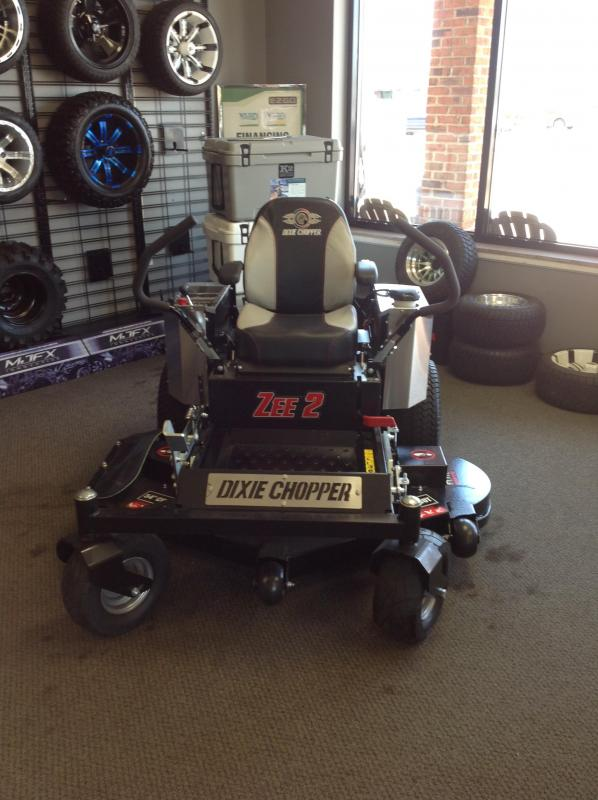 2018 Dixie Chopper Zee 2 2354kw Lawn Mower
