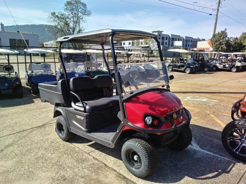 2018 Cushman 800 Golf Cart