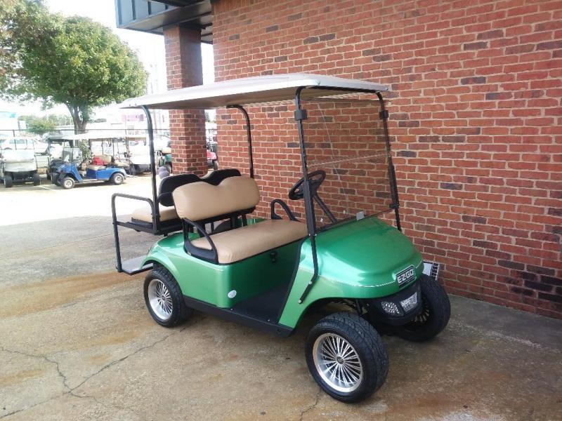 2016 E-Z-GO Gas Golf Cart | Chattanooga Golf Carts | Golf Cart ... on