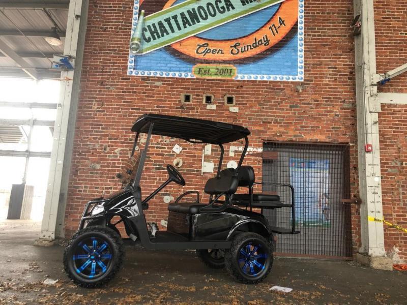 2010 E-Z-GO Rxv Golf Cart