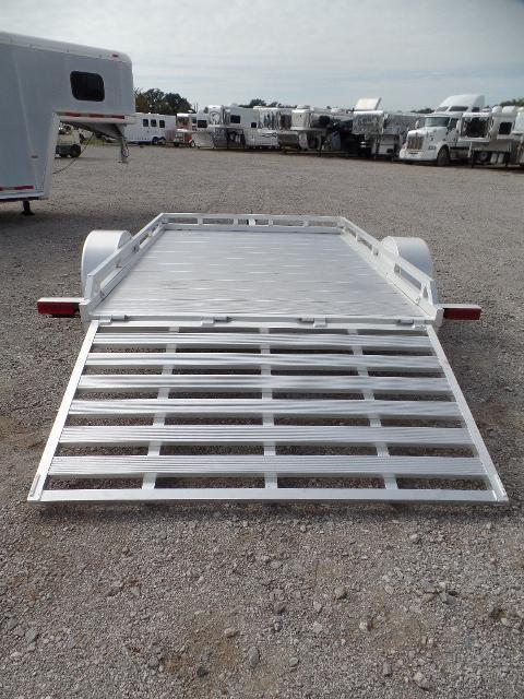 2016 Featherlite 1693 Utility Trailer