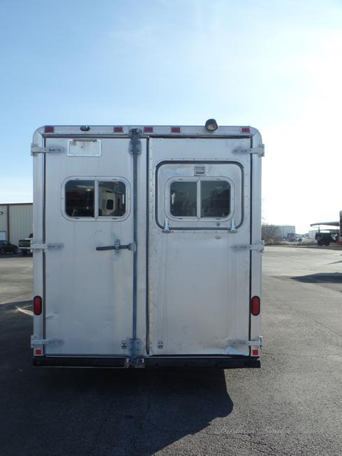 1992 Featherlite 5 Horse Trailer