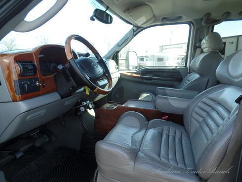 2007 Ford F550 Super Duty