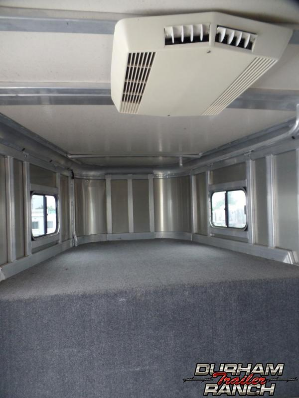 2000 Hart 4H Trainers Special Horse Trailer