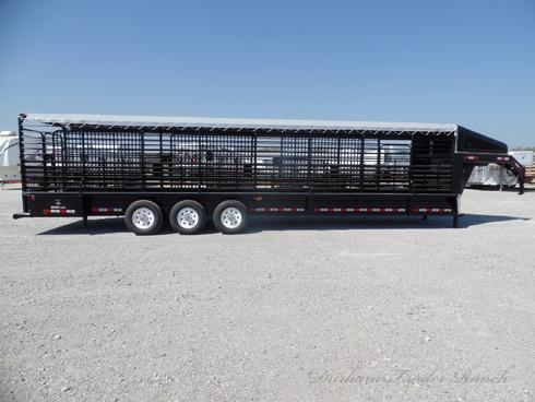 2019 GR 32ft Livestock Trailer