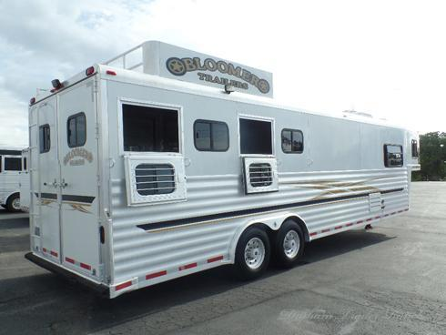 2003 Bloomer 4H 12'sw Trailer