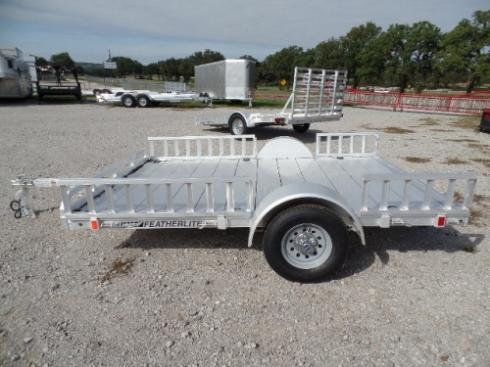 2016 Featherlite 1694 Perfectfit Utility Trailer