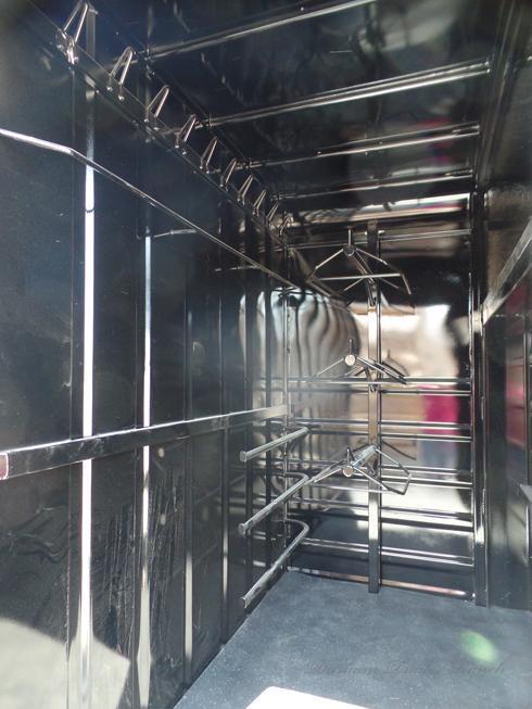 2019 GR 20ft Stock 4ft Tack Room Livestock Trailer