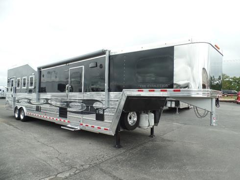 2015 Bloomer 4H PC Side Load 14'sw 9.5' Slide