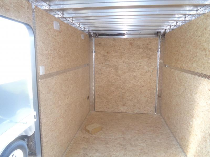 2019 Legend Manufacturing 6x12 Single Axle Cargo Enclosed Cargo Trailer