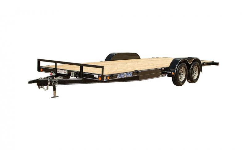 Load Trail16 + 2 Car Trailer