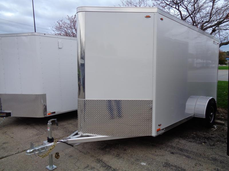 2018 Legend Manufacturing 6x12 Single Axle Cargo Enclosed Cargo Trailer