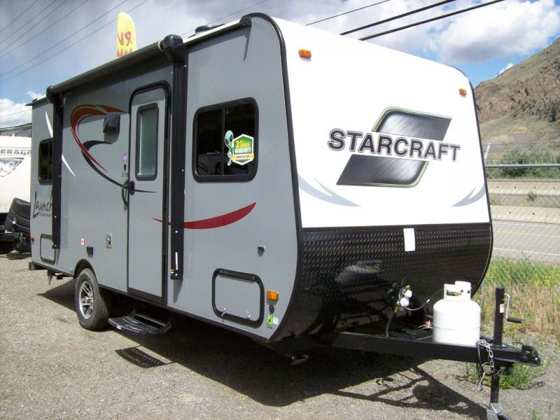 2017 Starcraft Launch 17 FB Travel Trailer | Automotion