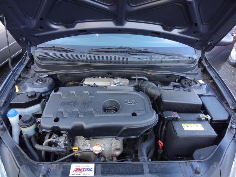 2008 Hyundai Accent Car