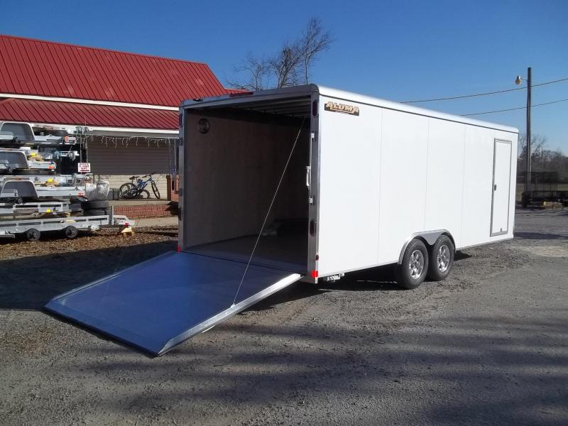 2019 Aluma AE8620 R Enclosed Cargo Trailer