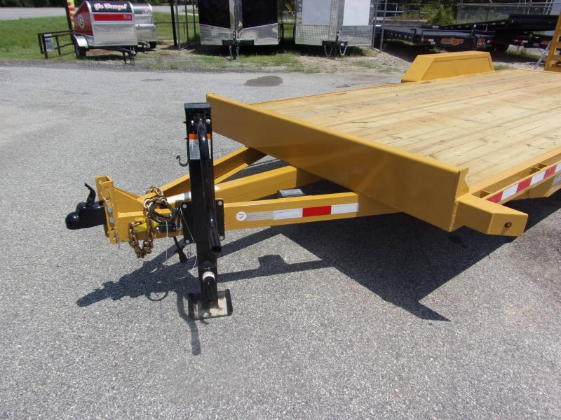 2019 Midsota NOVA ET-20 Equipment Trailer