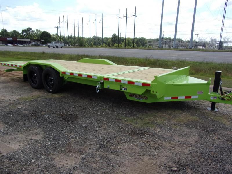 2019 Midsota TBWB 102X22 Equipment Trailer in Ashburn, VA