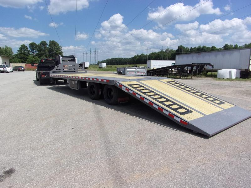 2019 Midsota 102 X 32 Gooseneck Equipment Trailer