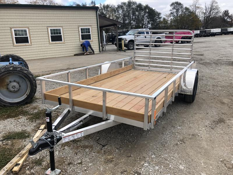2019 LEGEND 6X12 ALL ALUMINUM UTILITY TRAILER in Ashburn, VA