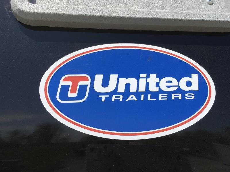 2018 UNITED 7 X 14 X 7 ENCLOSED CARGO TRAILER