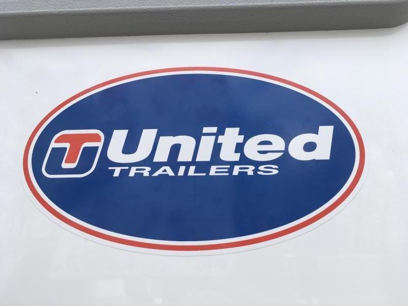 2019 UNITED 6 X 14 X 6 ENCLOSED CARGO TRAILER