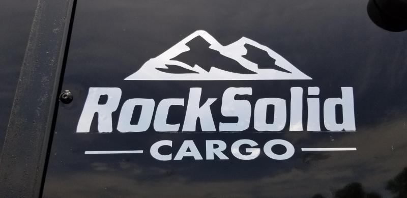 2020 Rock Solid Cargo 6 X 12 X 6 Enclosed Cargo Trailer