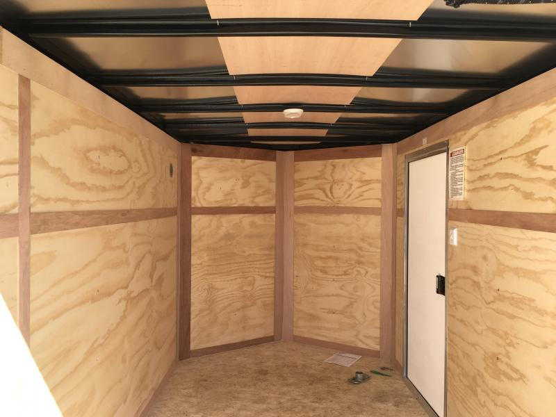 2019 UNITED 6 X 10 X 6 ENCLOSED CARGO TRAILER