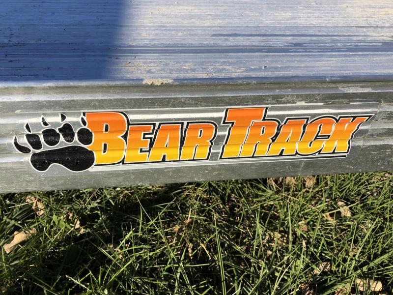 2019 BEAR TRACK 76 X 10 ALL ALUMINUM UTILITY TRAILER