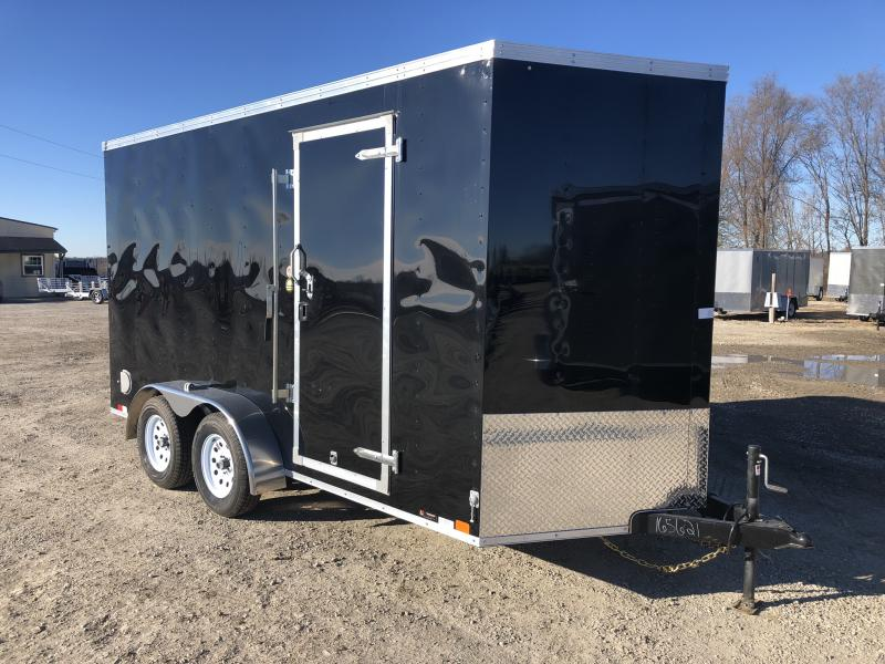 2019 UNITED 7 X 14 X 7 ENCLOSED CARGO TRAILER