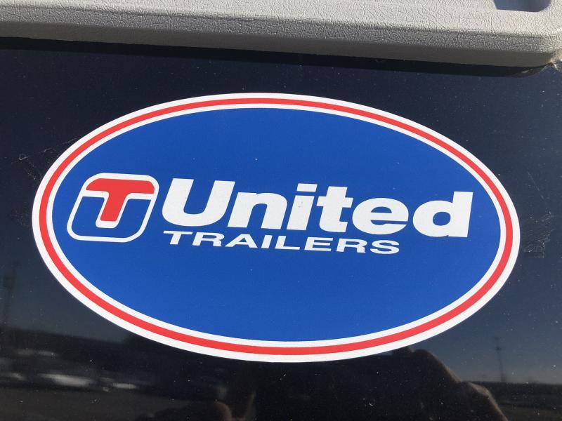 2019 UNITED 7 X 14 X 7 ENCLOSED CARGO TRAILER
