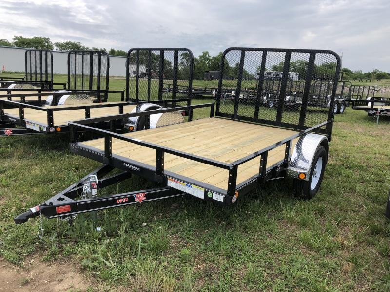 ****PRICE REDUCTION****2018 PJ TRAILERS 83X10 UTILITY TRAILER
