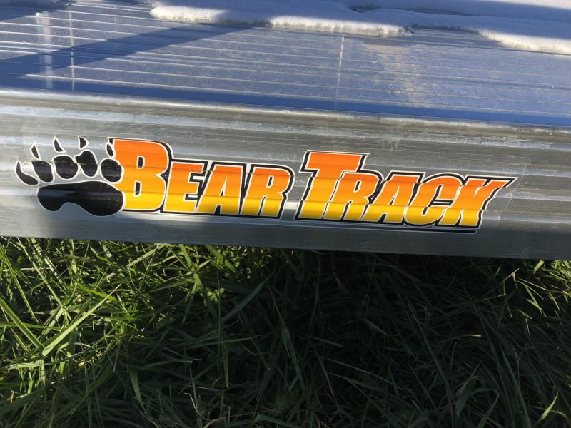 2019 BEAR TRACK 65 X 10 ALL ALUMINUM UTILITY TRAILER WITH SIDES KIT
