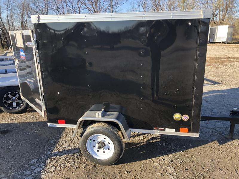 2019 UNITED 4 X 6 X 4 ENCLOSED CARGO TRAILER